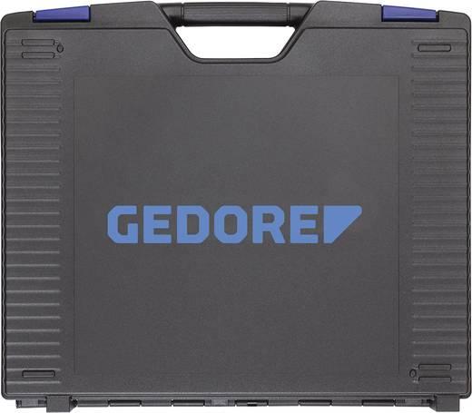 Handwerker Werkzeugset im Koffer 49teilig Gedore TOURING 6600780