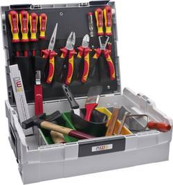 Sada nářadí pro elektrikáře NWS Sortimo L-BOXX 327-23, 23dílná