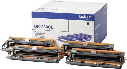 Brother Trommeleinheit DR-230CL DR230CL Original Schwarz, Cyan, Magenta, Gelb 15000 Seiten