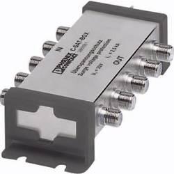 Satelitný rozdeľovač s prepäťovou ochranou Phoenix Contact C-SAT-BOX 2880561