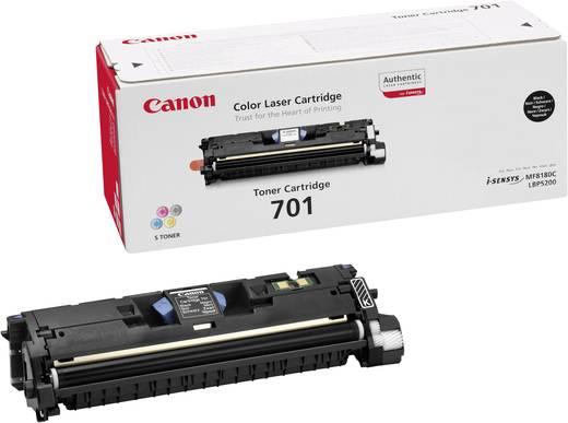 Canon Tonerkassette 701 BK