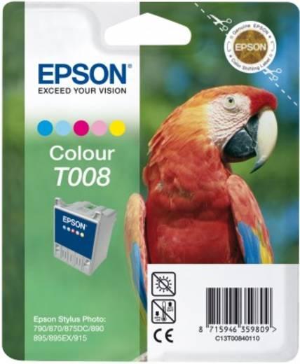 Epson Tinte T008 Original Gelb, Magenta, Hell Magenta, Cyan, Hell Cyan C13T00840110