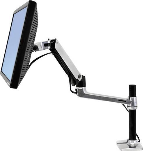 """Monitor-Tischhalterung 25,4 cm (10"""") - 81,3 cm (32"""") Neigbar+Schwenkbar, Rotierbar Ergotron LX LCD Arm für Tischmontage, hoher Pfahl"""