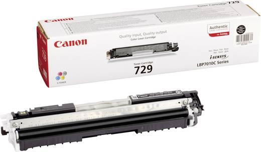 Canon Toner 729 BK 4370B002 Original Schwarz 1200 Seiten