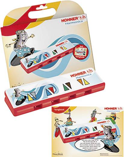 Mundharmonika Hohner Kids HOK91386