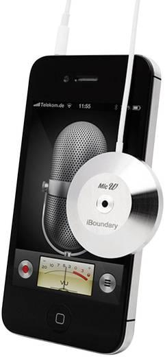 micW iBoundary Grenzflächen-Mikrofon