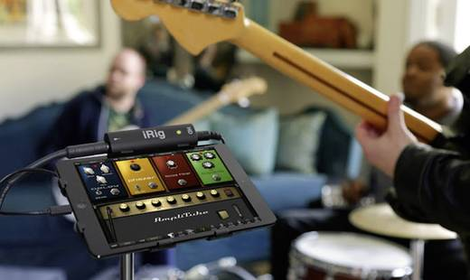 Gitarren-Interface IK Multimedia iRig HD