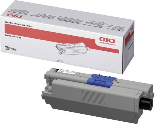 OKI Toner C511 C531 MC562 44973508 Original Schwarz 7000 Seiten