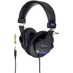 Štúdiové slúchadlá Sony MDR-7506 MDR-7506/1, čierna