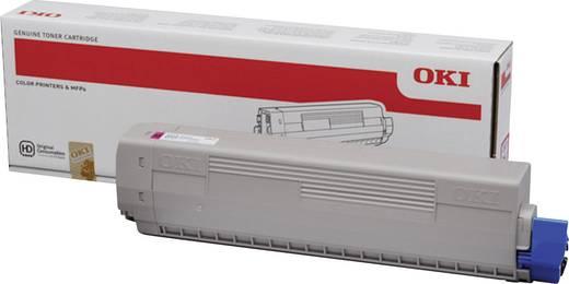 OKI Toner 44844506 44844506 Original Magenta 10000 Seiten