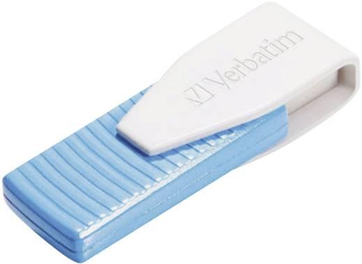 USB-Stick 8 GB Verbatim Swivel Blau 49812 USB 2.0