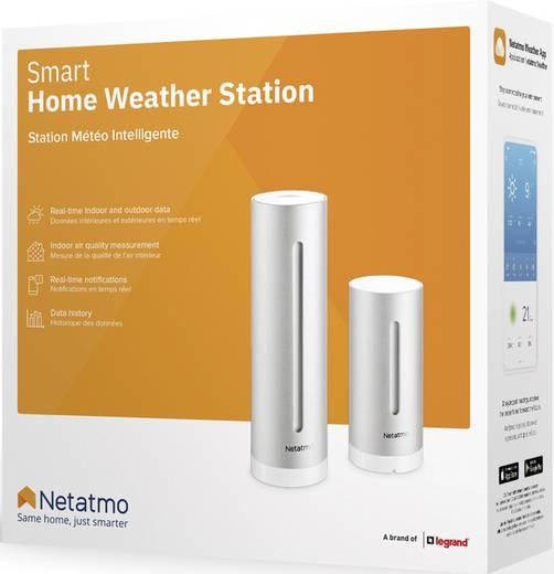 Funk-Wetterstation Netatmo Netatmo NWS01 Vorhersage für 12 bis 24 Stunden
