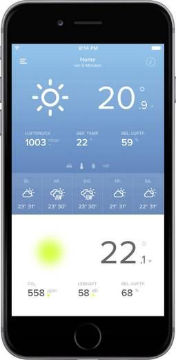 Funk-Wetterstation Netatmo NWS01 Vorhersage für 12 bis 24 Stunden