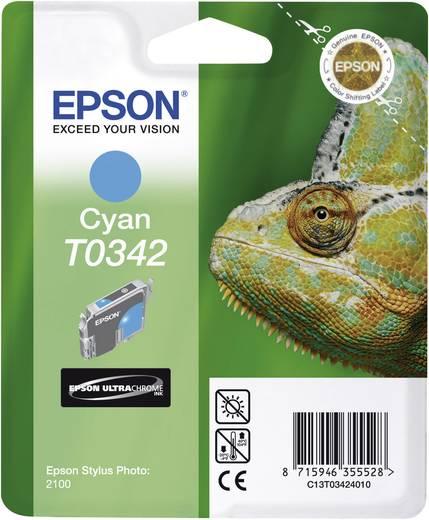 Epson Tintenpatrone T0342 Cyan C13T03424010