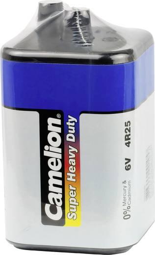 Spezial-Batterie 4R25 Federkontakt Zink-Kohle Camelion Super 4R25 SP1B 6 V 7400 mAh 1 St.