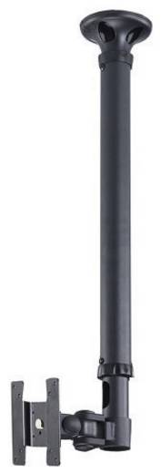 """Monitor-Deckenhalterung 25,4 cm (10"""") - 76,2 cm (30"""") Neigbar+Schwenkbar, Rotierbar NewStar Products FPMA-C100"""