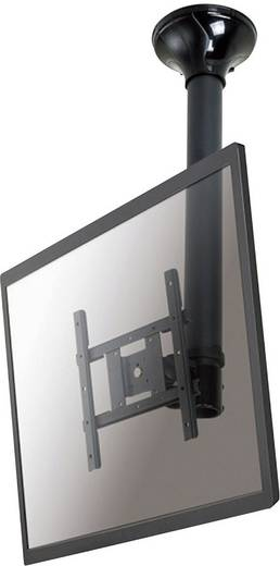 """TV-Deckenhalterung 25,4 cm (10"""") - 101,6 cm (40"""") Neigbar+Schwenkbar, Rotierbar NewStar Products FPMA-C200BLACK"""