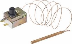 Bezpečnostní kapilárový termostat 100860, +90 až +110°C, oranžová
