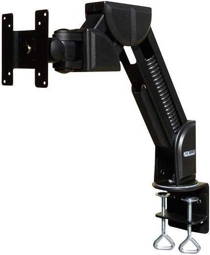 """Monitor-Tischhalterung 25,4 cm (10"""") - 76,2 cm (30"""") Neigbar+Schwenkbar, Rotierbar NewStar Products FPMA-D600BLACK"""