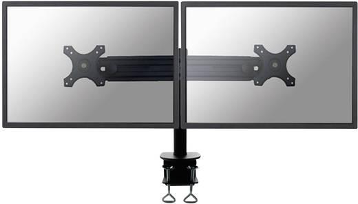 """2fach Monitor-Tischhalterung 48,3 cm (19"""") - 76,2 cm (30"""") Neigbar+Schwenkbar, Rotierbar NewStar Products FPMA-D700D Höh"""