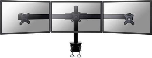 """3fach Monitor-Tischhalterung 25,4 cm (10"""") - 68,6 cm (27"""") Schwenkbar, Rotierbar NewStar Products FPMA-D700D3 Höhenverstellbar"""