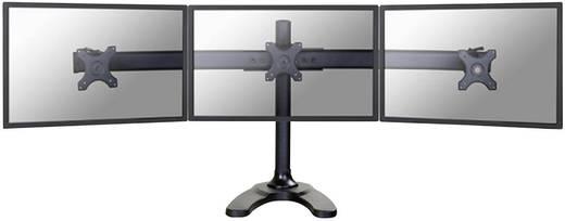 """3fach Monitor-Standfuß 25,4 cm (10"""") - 68,6 cm (27"""") Schwenkbar, Rotierbar NewStar Products FPMA-D700DD3 Höhenverstellbar"""