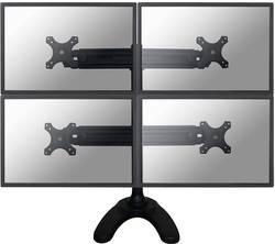 """Stolní držák na 4 monitory, 48 - 69 cm (19"""" - 27"""") NewStar FPMA-D700DD4, černý"""