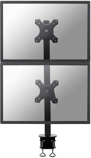 """Monitor-Tischhalterung 25,4 cm (10"""") - 68,6 cm (27"""") Neigbar+Schwenkbar, Rotierbar NewStar Products FPMA-D700DV Höhenverstellbar"""