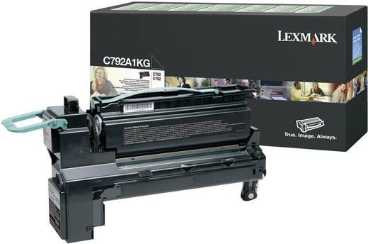 Lexmark Tonerkassette C792A1KG