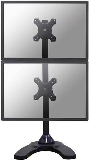 "Monitor-Standfuß 25,4 cm (10"") - 68,6 cm (27"") Neigbar+Schwenkbar, Rotierbar NewStar Products FPMA-D700DDV Höhenverstellbar"