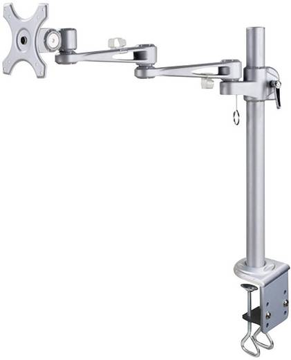 """Monitor-Tischhalterung 25,4 cm (10"""") - 76,2 cm (30"""") Neigbar+Schwenkbar, Rotierbar NewStar Products FPMA-D935 Höhenverst"""