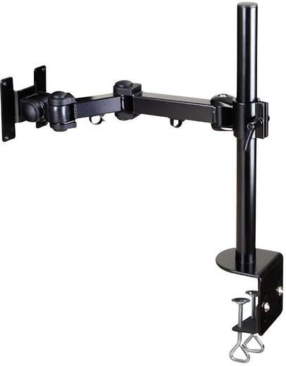 """Monitor-Tischhalterung 25,4 cm (10"""") - 76,2 cm (30"""") Neigbar+Schwenkbar, Rotierbar NewStar Products FPMA-D960 Ausziehbar"""