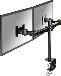 """Stolní držák na 2 monitory, 25,4 - 66 cm (10"""" - 26"""") NewStar FPMA-D960D, černý"""
