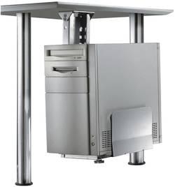 Image of NewStar PC Halterung Untertisch CPU-D200BLACK CPU-D200BLACK Schwarz Belastbar bis Gewicht=30 kg