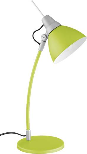 Tischlampe Energiesparlampe, Glühlampe E14 40 W Brilliant Jenny Grün