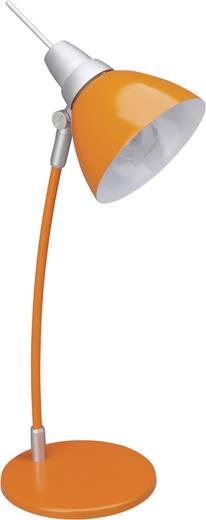 Tischlampe Energiesparlampe, Glühlampe E14 40 W Brilliant Jenny Orange