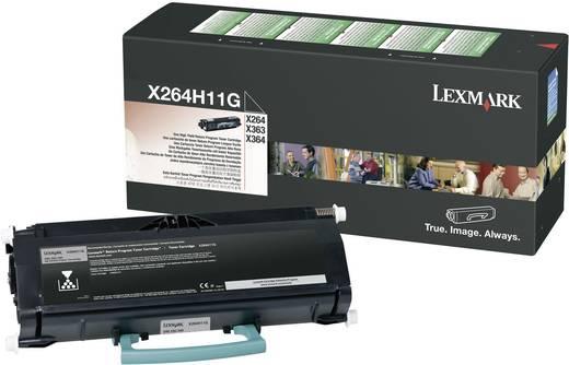 Lexmark Toner X264H11G X264H11G Original Schwarz 9000 Seiten