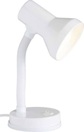 Tischlampe Energiesparlampe, Glühlampe E27 40 W Brilliant Junior Weiß