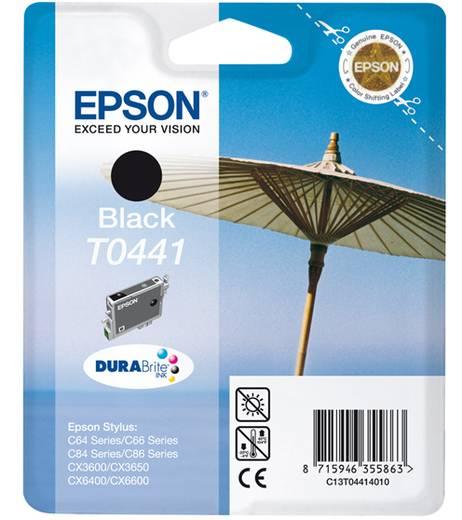 Epson Tintenpatrone T0441 Schwarz C13T04414010