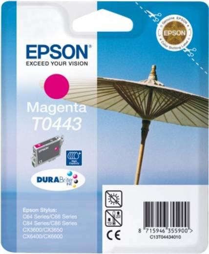 Epson Tinte T0443 Original Magenta C13T04434010