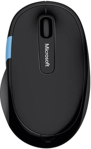 Bluetooth-Maus Optisch Microsoft Sculpt Comfort Mouse Schwarz