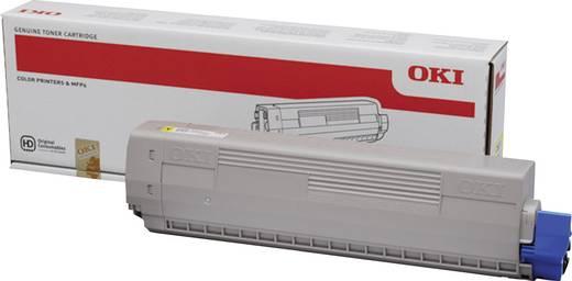 OKI Toner 44844505 44844505 Original Gelb 10000 Seiten
