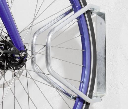 Fahrradständer Anzahl Einstellplätze=1 Bicyle Gear 31241 Stahl Silber
