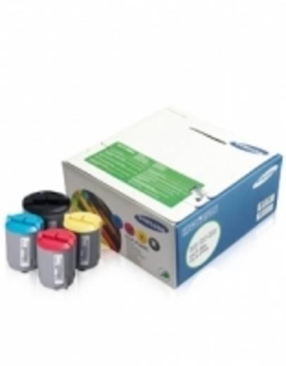 Samsung Tonerkassetten Kombi-Pack CLP-P300C
