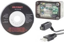Pouzdro C-Control PRO Mini Station + VOLTCRAFT® USB-Programmierkabel 616686 Pro
