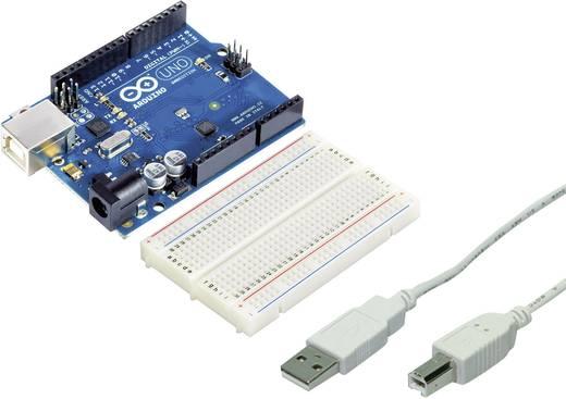 Set Arduino UNO Platine + USB 2.0 Anschlusskabel + Steckplatine