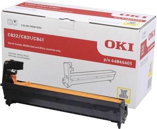 OKI Trommeleinheit Drum Unit C822 C831 C841 44844405 Original Gelb 30000 Seiten