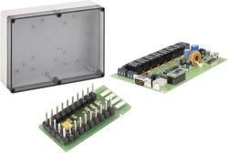 Sada 8násobné reléové karty 24 V / DC 7 A + adaptérová deska USB na RS232 + plastový kryt TK 616733