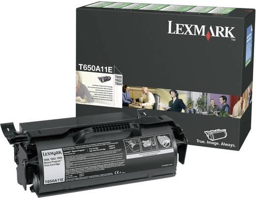 Lexmark Toner T650A11E T650A11E Original Schwarz 7000 Seiten