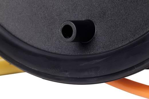 Kabeltrommel 40 m Orange Schutzkontakt-Stecker as - Schwabe 20644